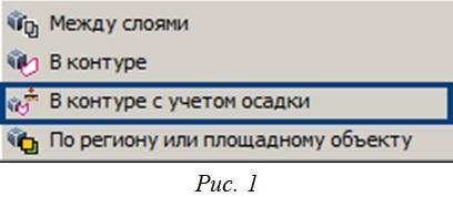 CREDO ОСАДКА - рис.1