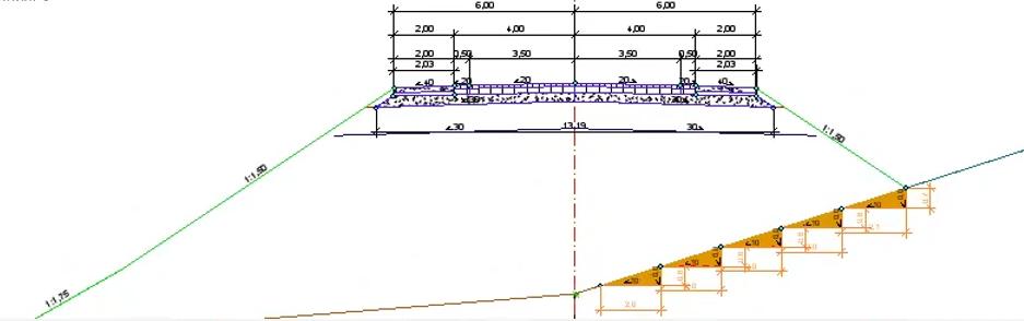 Нове для проектування доріг у CREDO III версії 2.7 - рис.4